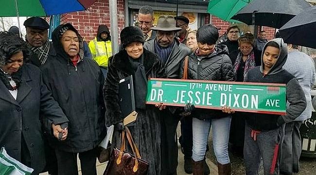 Paterson'da Bir Cadde Adı Değişti