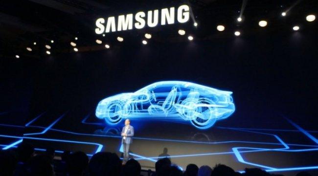 Samsung akıllı otomobil nasıl olacak?