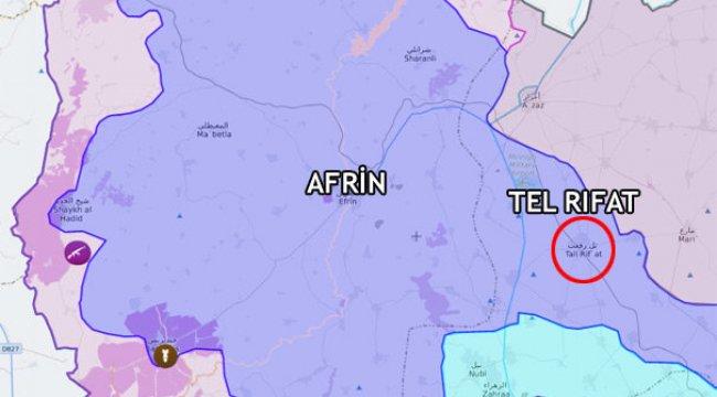 Tel Rıfat'ta çatışma! 'YPG'liler Rus askeri öldürdü' iddiası...