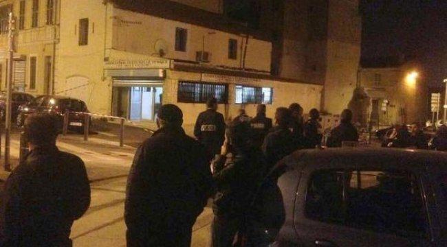 Terör örgütü yandaşları Fransa'da Türklere saldırdı