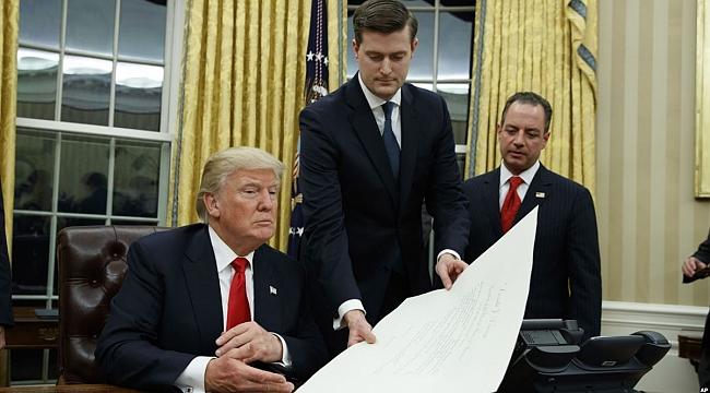 Trump'tan FBI'a Eleştiri