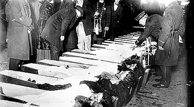 8 Mart New York'ta Kadınların Acı Günü