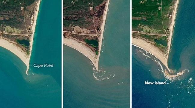 ABD'de Kayıp Adasını Arıyor