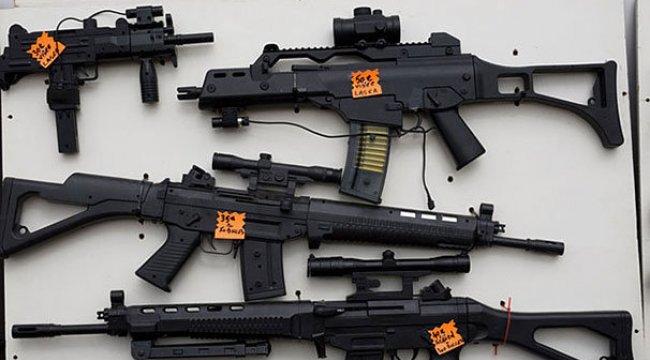 ABD'nin silah satışının yarısı Ortadoğu'ya
