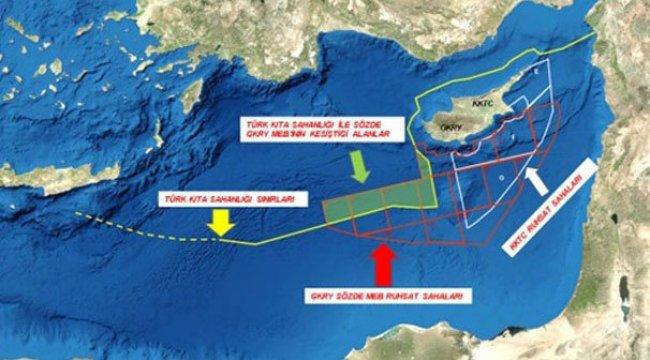 ABD: Tatbikat için Kıbrıs açıklarındayız