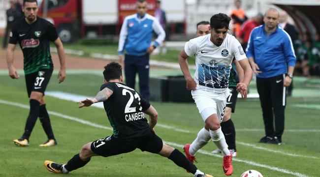 Adana Demirspor 3-1 Denizlispor Maç Özeti