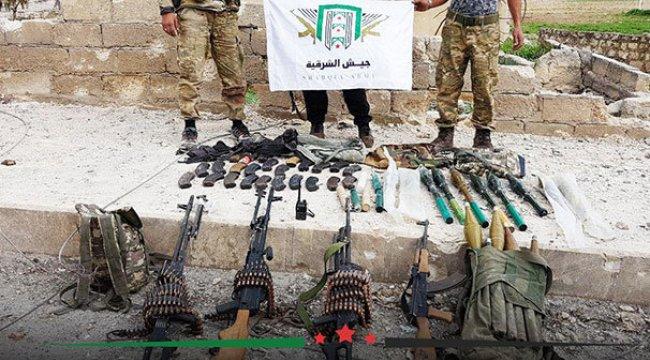 Afrin'den kaçış başladı! Cinderes düştü