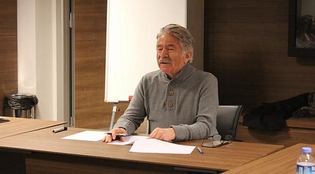 Ali Kırca INA'da konuştu