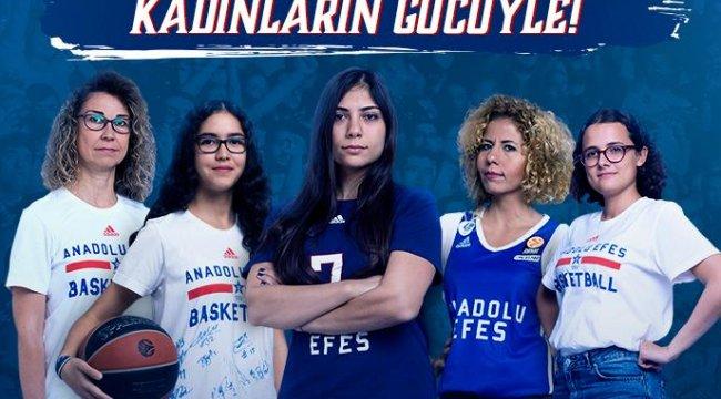 Anadolu Efes - Maccabi FOX Tel Aviv maçı kadınlara ücretsiz