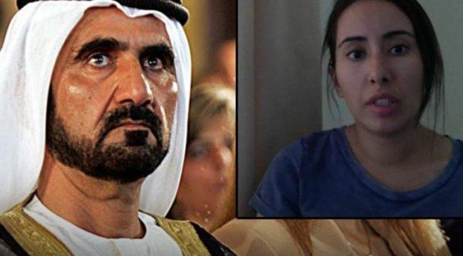 Arap Prenses Saraydan Kaçtı