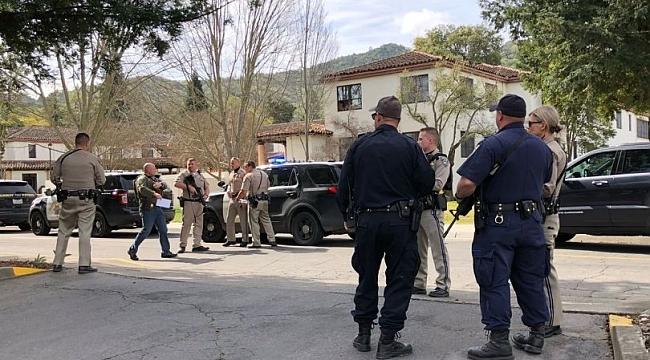 California'da Silahlı Saldırı