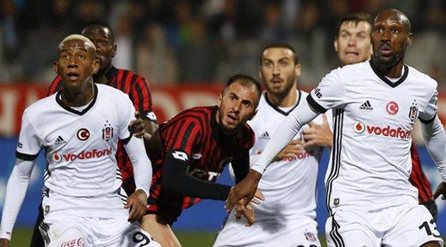 Canlı: Beşiktaş-Gençlerbirliği maçı izle | beIN Sports canlı yayın