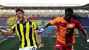 Canlı: Fenerbahçe-Galatasaray maçı izle