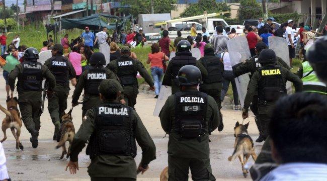 Cezaevinde isyan: 6 ölü