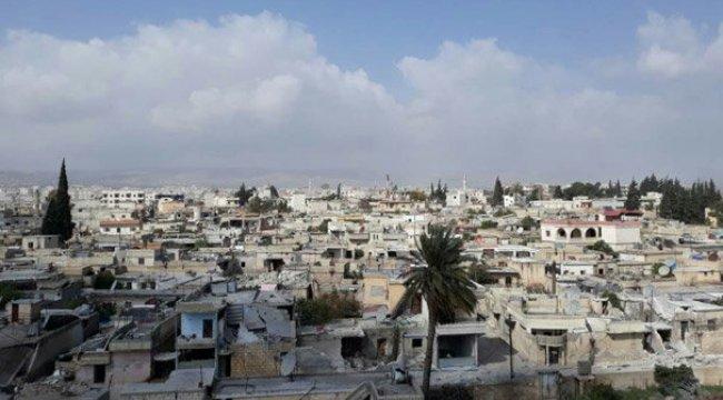 Cinderes düştü, Afrin'den kaçış başladı! İlk fotoğraflar