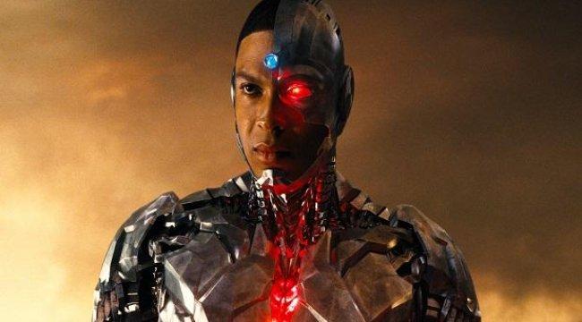 DC süper kahraman dosyaları: Cyborg