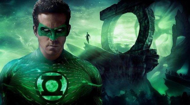 DC süper kahraman dosyaları: Green Lantern