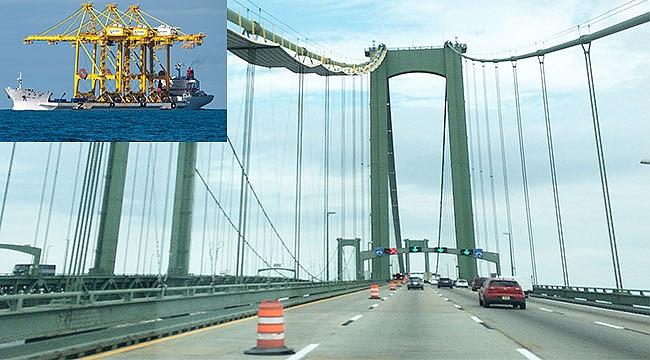 Delaware Memorial Köprüsü Trafiğe Kapanıyor