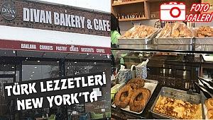 Divan Bakery'de Türk Simidi
