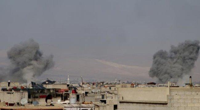 Esed rejimi Doğu Guta'da 10 sivili daha öldürdü
