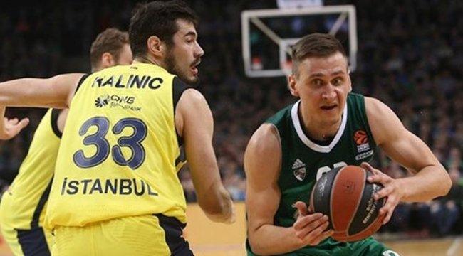 Fenerbahçe Doğuş play-off'a yükselmeyi garantiledi