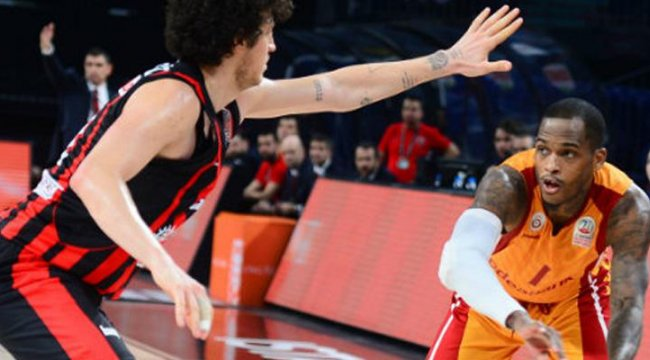 Galatasaray Odeabank 84-78 Eskişehir Basket