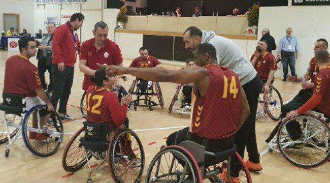 Galatasaray yarı finale göz kırptı