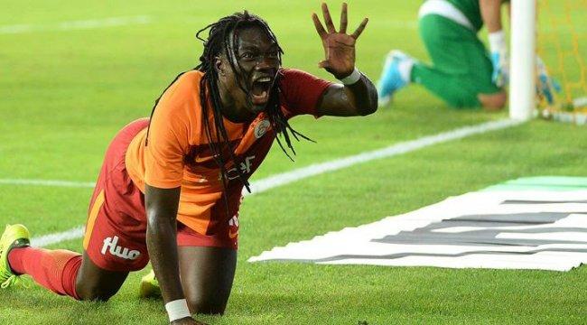 Gomis'in rekoru, FIFA'nın internet sitesinde