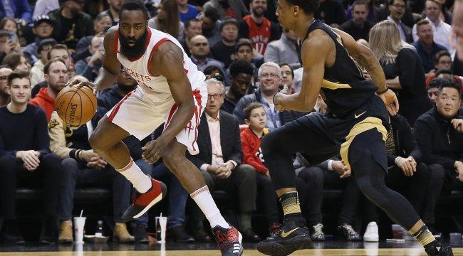 Houston Rockets'e bir dur dedi