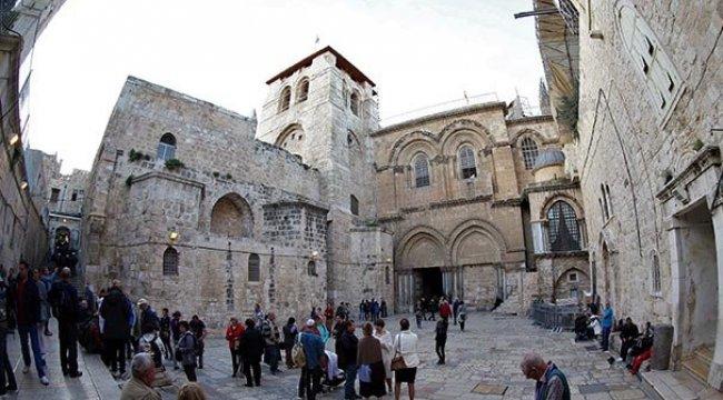 İsrail geri adım attı! Kıyamet Kilisesi...