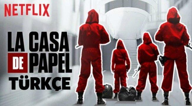 La Casa De Papel Türkçe! La Casa De Papel 3.sezonu...