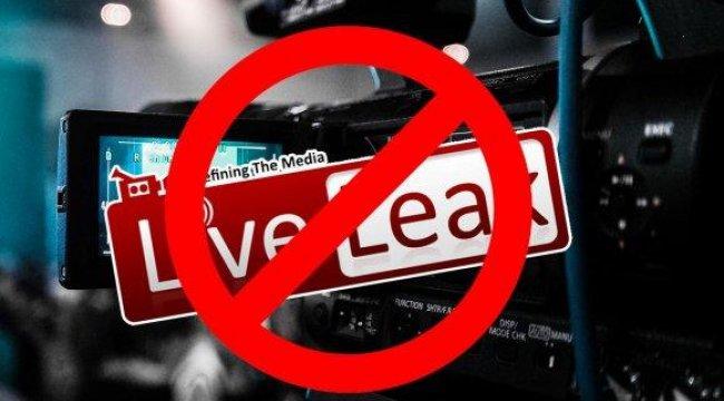 Liveleak.com Türkiye'de erişime kapatıldı