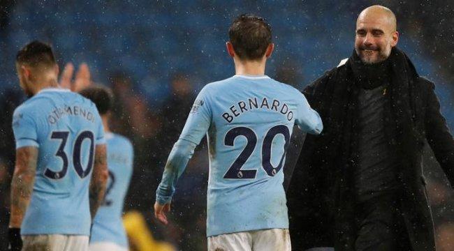 Manchester City, Chelsea'yi tek golle geçti