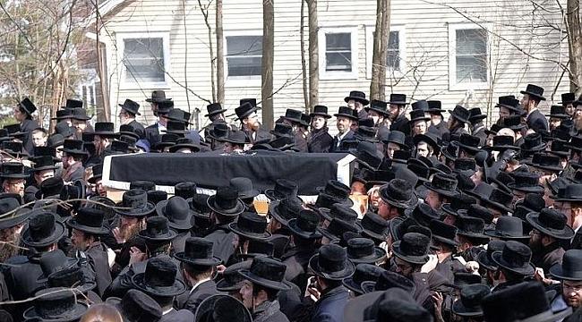 New York'ta Hahama böyle veda ettiler