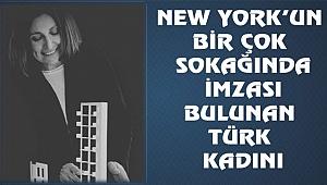 New York'u Güzelleştiren Türk: Beyhan Karahan