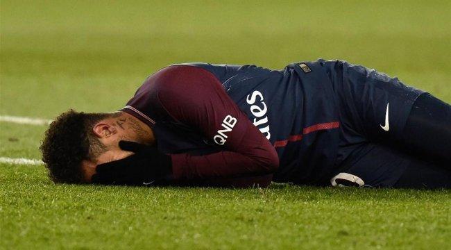 Neymar'a çok kötü haber: 3 ay yok