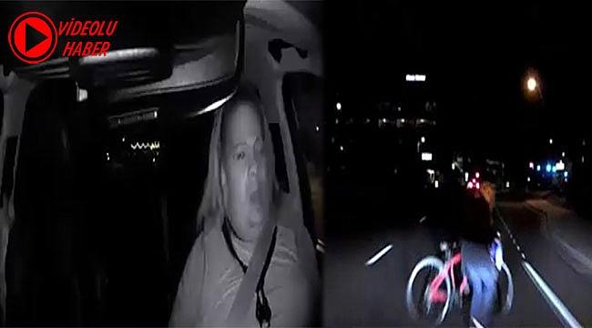 Ölümlü Kaza yapan Uber'in Videosu Yayınlandı