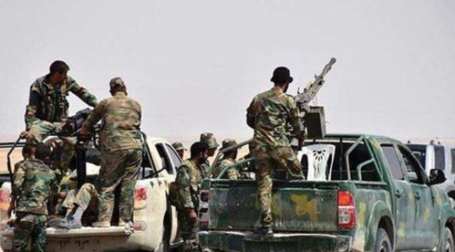 Paravan örgüt açıkladı: 1700 terörist Afrin'e kaydırılacak