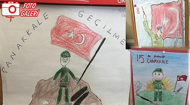 Paterson'da Çocukların Gözüyle Çanakkale Zaferi