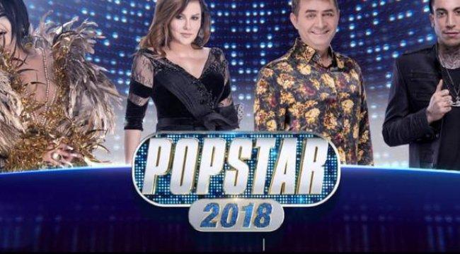 Popstar 2018 yeni sezonuyla bu akşam Kanal D'de!