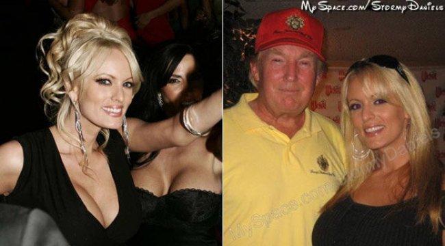 Porno yıldızı Trump'a dava açtı