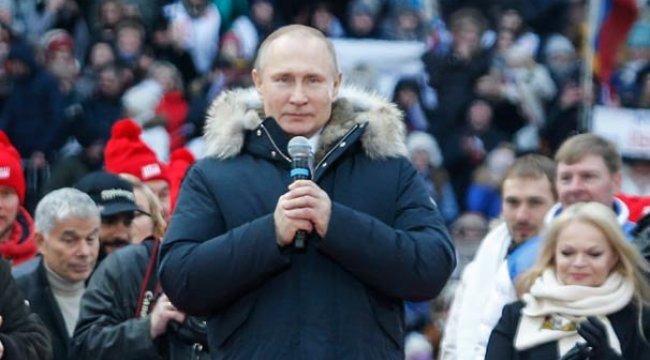 Putin'den 'tarihi' cevap!