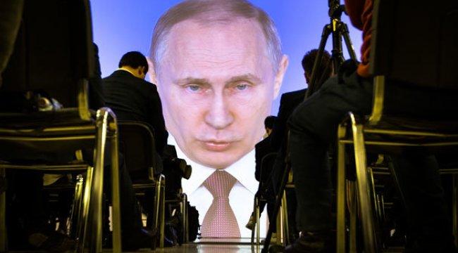 Putin'in çıkışından sonra NATO'dan cevap