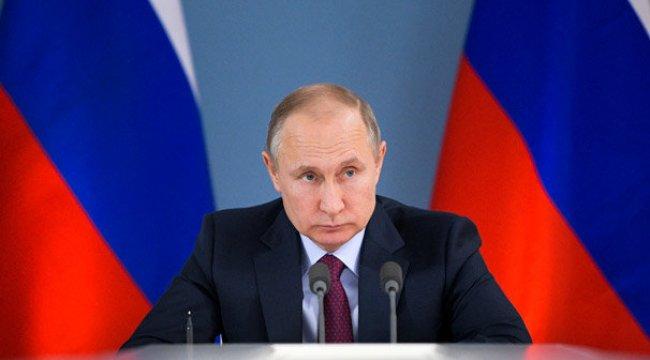 Putin: Pegasus uçağının vurulması emrini verdim