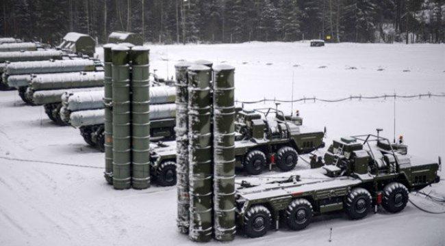 Rusya'dan Türkiye'ye S400 Hamlesi