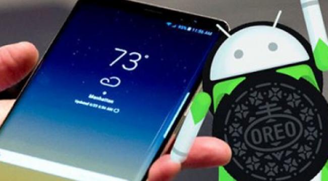 Samsung telefonlara Android Oreo güncellemesi ne zaman gelecek?