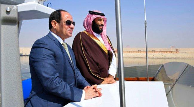 Sisi'nin gazetesi duyurdu: Veliaht Prens'ten Türkiye için skandal sözler...