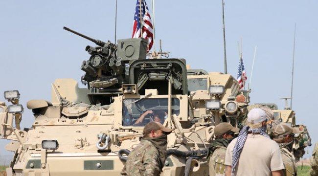 Suriye-Irak sınırına 600 ABD askeri sevk edildi!