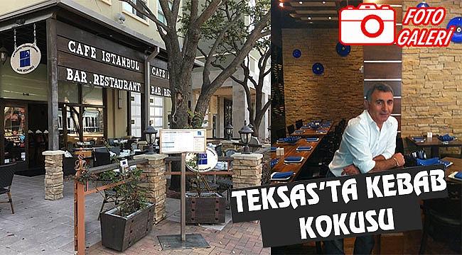 Teksas'ta Türk Lezzetleri: Cafe istanbul