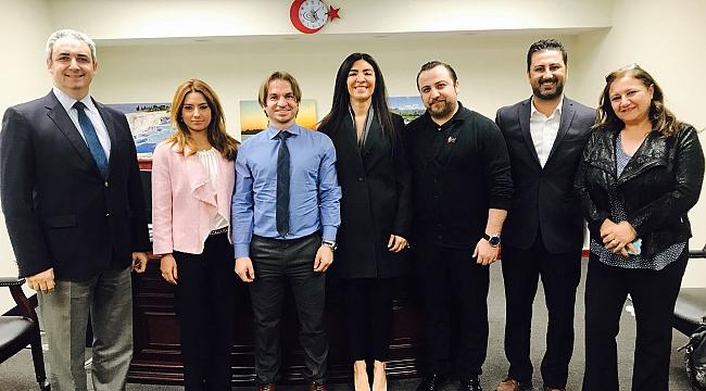 Türk-Amerikan Ticaret Odasında Yeni Başkan Ahmet Önerbay